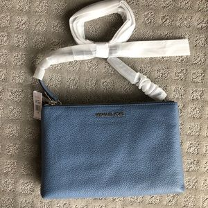 NWT Michael Kors Double Zip Crossbody!